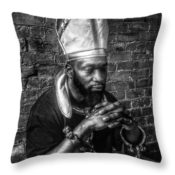 Inquisition II Throw Pillow