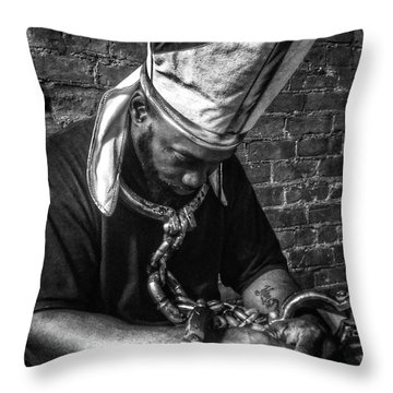 Inquisition IIi Throw Pillow