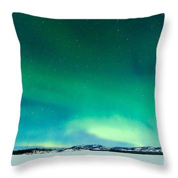 Stratosphere Throw Pillows