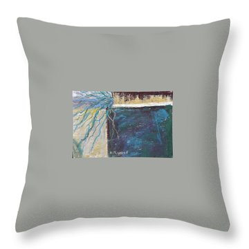 Interior Patterns Throw Pillow