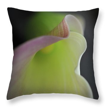 Throw Pillow featuring the photograph Isn't She Lovely by Michelle Wermuth