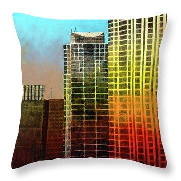 It Takes A Rainbow Throw Pillow