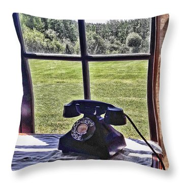 It's For You Throw Pillow