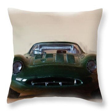 Jaguar Xj13 Throw Pillow