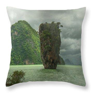 Bond Throw Pillows For Sale