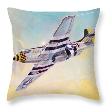 Janie Throw Pillow
