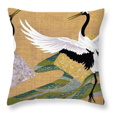 Felicitous Throw Pillows