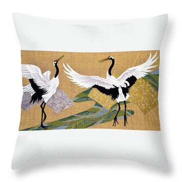 Japanese Modern Interior Art #112 Throw Pillow