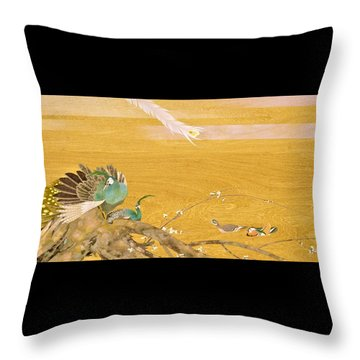 Japanese Modern Interior Art #121-part2 Throw Pillow