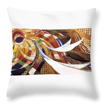 Japanese Modern Interior Art #132 Throw Pillow