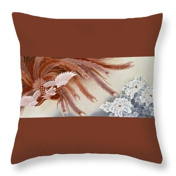 Japanese Modern Interior Art #136 Throw Pillow