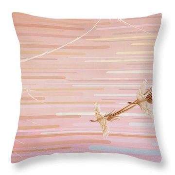 Japanese Modern Interior Art #142 Throw Pillow