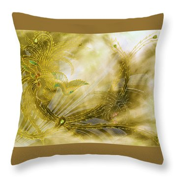 Japanese Modern Interior Art #151 Throw Pillow