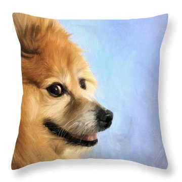 Jayjay Throw Pillow