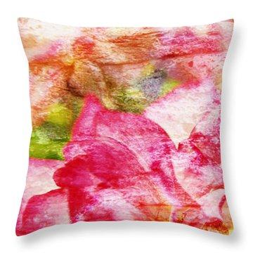 Jean 13-35 Disciples Throw Pillow