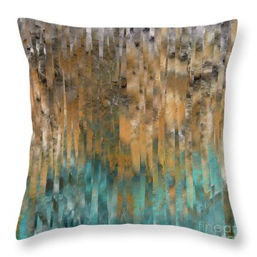 John 4 14. Never Thirst Throw Pillow