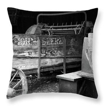 Johndeere Throw Pillow