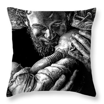 Joseph Throw Pillow