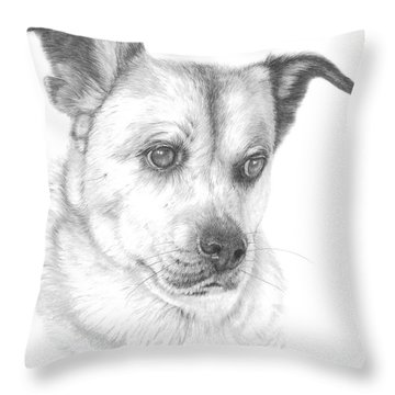 Jovi Throw Pillow