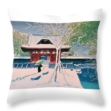Jozoji - Top Quality Image Edition Throw Pillow