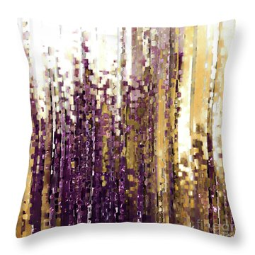 Jude 1 25. Glory And Majesty Throw Pillow