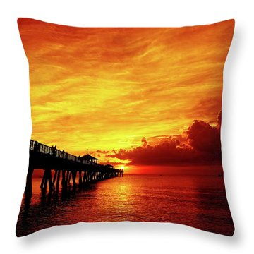 Juno Pier 2 Throw Pillow