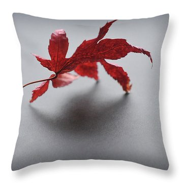Throw Pillow featuring the photograph Just One by Michelle Wermuth