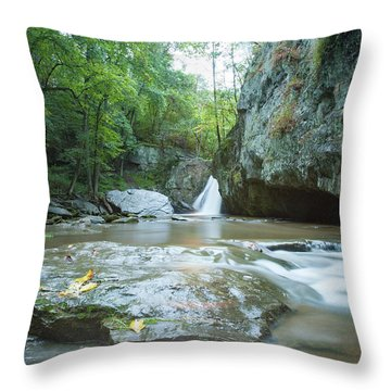 Kilgore Falls Throw Pillow