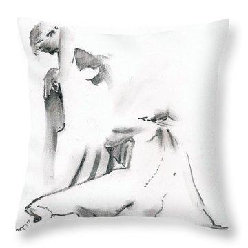 Kroki 2018 09 29 -15 Throw Pillow