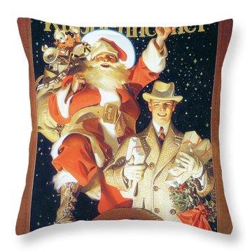 Kuppenheimer Merry Christmas -  Throw Pillow