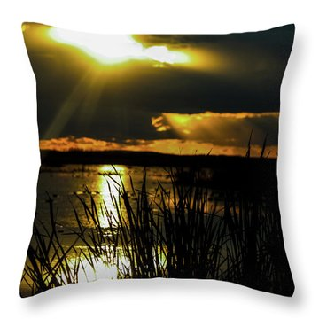 A Spiritual Awakening Throw Pillow