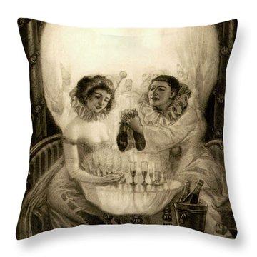 Phantasy Throw Pillows