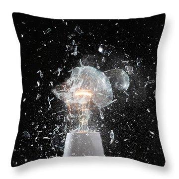 Electric Throw Pillows