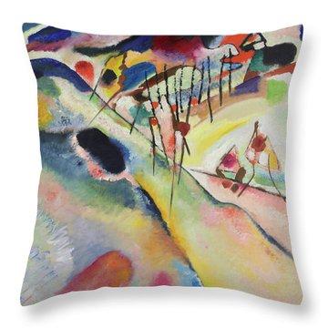 Landscape, 1913 Throw Pillow