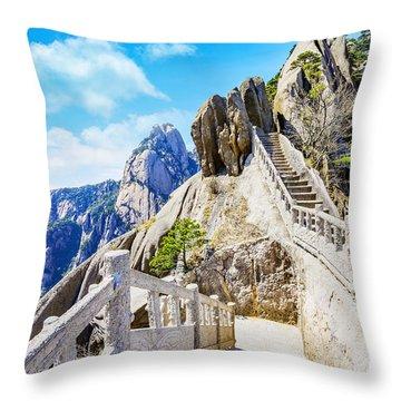 Granite Throw Pillows