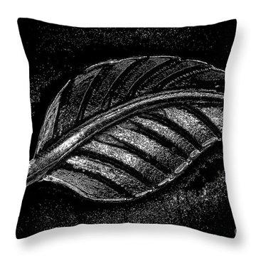 Designs Similar To Leaf Black And White Pixels