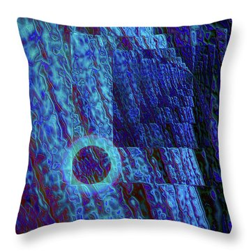 Learning To Trust Throw Pillow