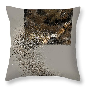 Led Light For Hades Throw Pillow