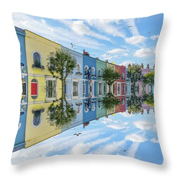 Lee Throw Pillow