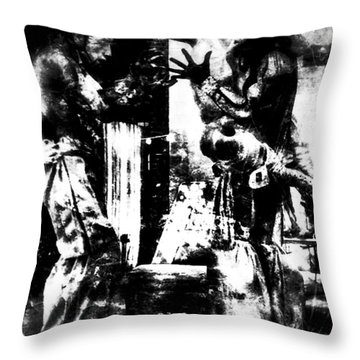 Lets Play Throw Pillow