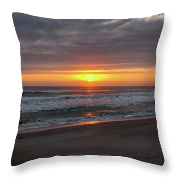 Throw Pillow featuring the photograph Light Of The Sun by John M Bailey