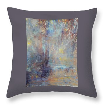 Light Prevails Throw Pillow