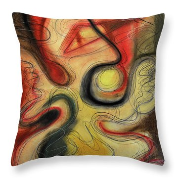 Little Soldier Throw Pillow