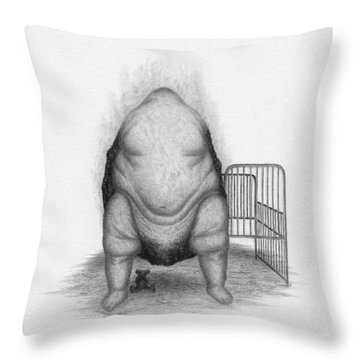 Loaded - Artwork  Throw Pillow
