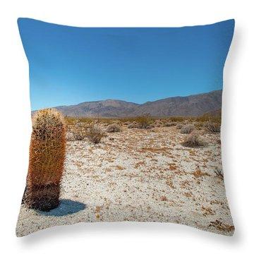 Lone Barrel Cactus Throw Pillow
