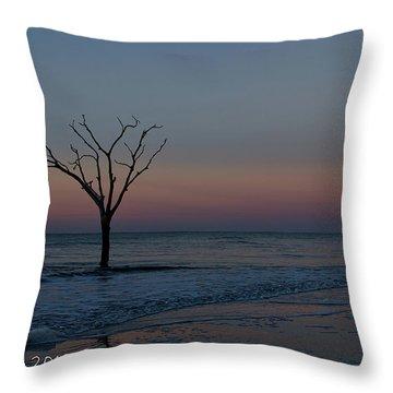 Lone Throw Pillow