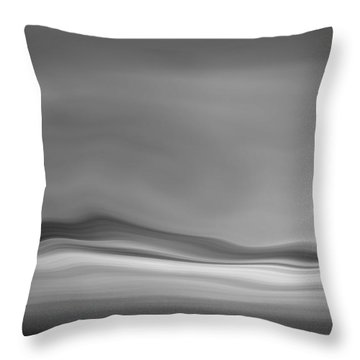 Lonely Night Throw Pillow