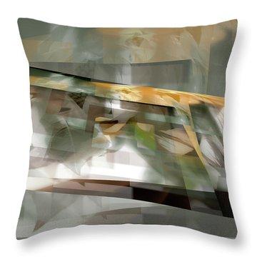 Looking Inward - Throw Pillow