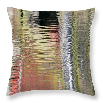 Lost In Your Eyes Throw Pillow