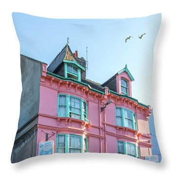 Lottie Throw Pillow